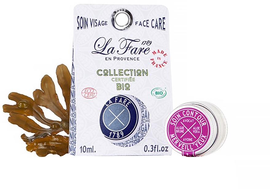 Creme für die Augenpartie - La Fare 1789 Eyes Contour Miracle Care