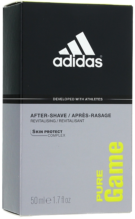 Adidas Pure Game After-Shave Revitalising - After Shave