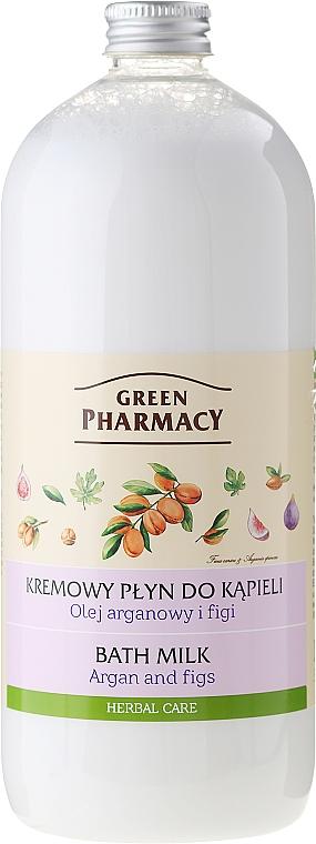 """Bademilch """"Argan und Feigen"""" - Green Pharmacy"""