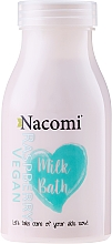 Düfte, Parfümerie und Kosmetik Bademilch mit Himbeerduft - Nacomi Milk Bath Raspberry