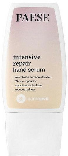 Intensiv regenerierendes Handserum - Paese Intensive Repair Hand Serum — Bild N1