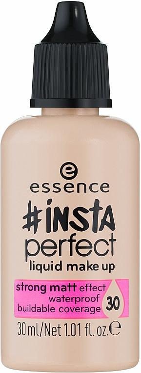 Wasserfeste flüssige Foundation - Essence Insta Perfect Liquid Make Up
