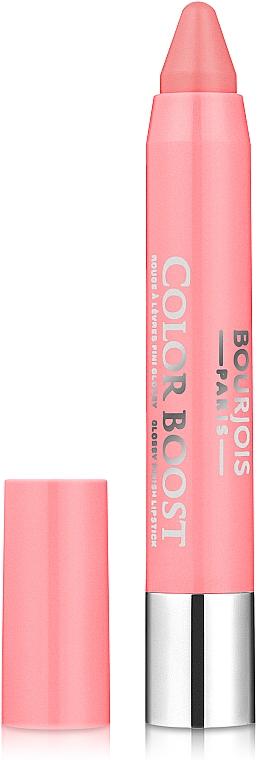 Feuchtigkeitsspendender Lippenstift - Bourjois Paris Color Boost Spf 15