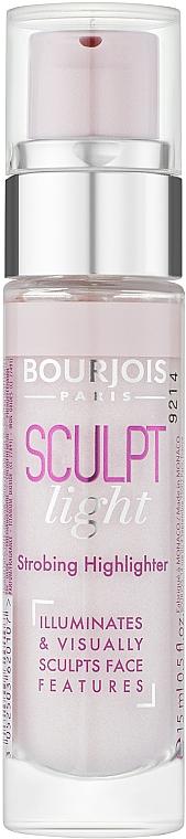 Flüssiger Highlighter - Bourjois Sculpt Light Highlighter