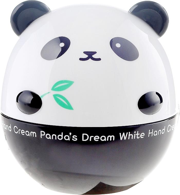 Handcreme gegen Pigmentflecken - Tony Moly Panda's Dream White Hand Cream
