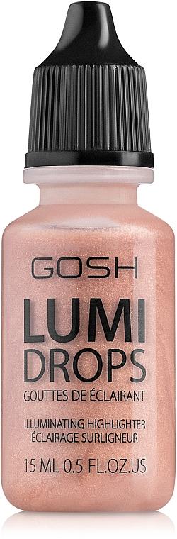 Flüssiger Highlighter - Gosh Lumi Drops Highlighter