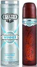 Düfte, Parfümerie und Kosmetik Cuba Winner - Eau de Toilette