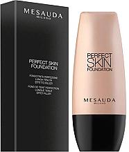 Düfte, Parfümerie und Kosmetik Langanhaltende Foundation - Mesauda Milano Perfect Skin Foundation