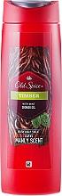 Düfte, Parfümerie und Kosmetik Duschgel - Old Spice Timber Shower Gel