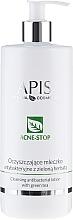 Düfte, Parfümerie und Kosmetik Gesichtsreinigungslotion - APIS Professional Cleansing Antibacterial Lotion