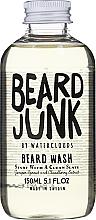 Düfte, Parfümerie und Kosmetik Sanftes Shampoo für Bart - Waterclouds Beard Junk Beard Wash