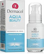 Düfte, Parfümerie und Kosmetik Feuchtigkeitsspendende Gel-Creme für das Gesicht - Dermacol Aqua Beauty