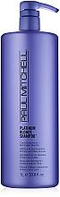 Düfte, Parfümerie und Kosmetik Farbneutralisierendes Shampoo für blondes, graues oder weißes Haar - Paul Mitchell Blonde Platinum Blonde Shampoo