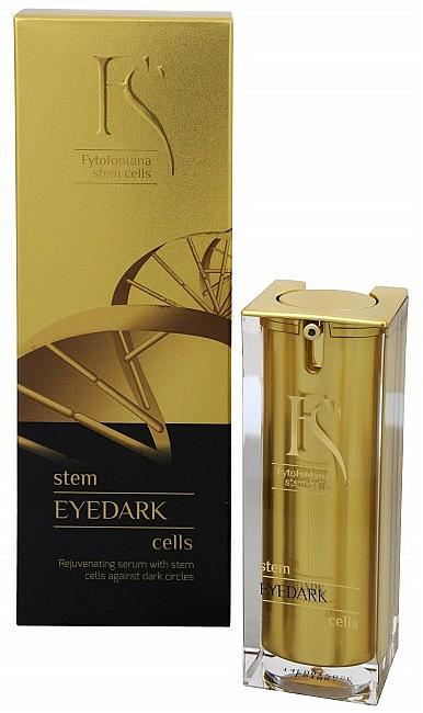 Verjüngendes Serum gegen dunkle Augenringe mit Stammzellen - Fytofontana Stem Cells Eye Dark — Bild N1