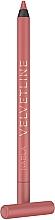Düfte, Parfümerie und Kosmetik Lippenkonturenstift - Nabla Velvetline Lip Pencil