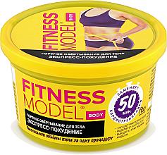 Düfte, Parfümerie und Kosmetik Wärmende Körpertherapie zum Abnehmen - Fito Kosmetik Fitness Model