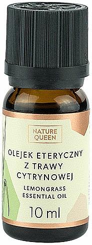 Ätherisches Öl mit Zitronengras - Nature Queen Essential Oil Lemongrass