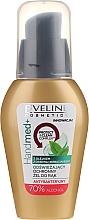 Düfte, Parfümerie und Kosmetik Antibakterielles Handgel mit Teebaumöl und 70% Alkohol - Eveline Cosmetics Handmed+, 70% Alcohol