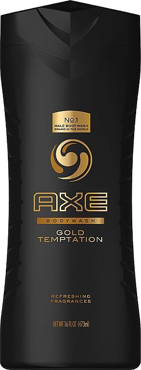 """Duschgel """"Gold Temptation"""" - Axe Gold Temptation Shower Gel"""
