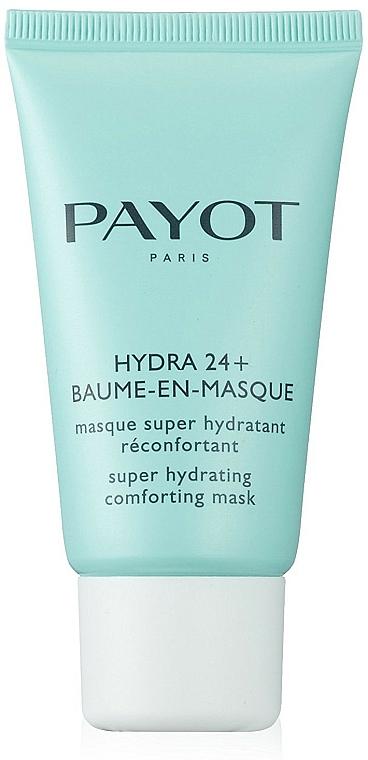 Intensiv kräftigende und feuchtigkeitsspendende Pflegemaske für das Gesicht - Payot Hydra 24 Super Hydrating Comforting Mask