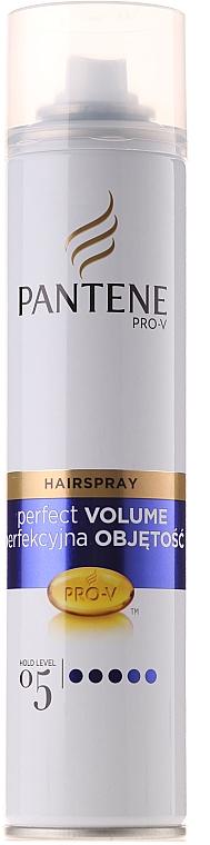 "Haarspray ""Perfect Volume"" Ultra starker Halt - Pantene Pro-V Volumen Pur Hair Spray"