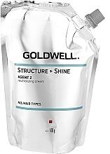 Düfte, Parfümerie und Kosmetik Neutralisierende Haarcreme - Goldwell Structure + Shine Agent 2 Neutralizing Hair Cream