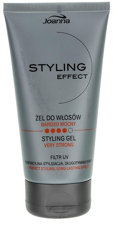 Haargel starker Halt - Joanna Styling Effect Styling Gel Very Strong