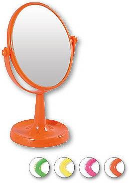 Kosmetikspiegel mit Ständer 85741 orange - Top Choice