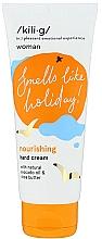 Düfte, Parfümerie und Kosmetik Pflegende Handcreme mit Mandarineduft - Kili·g Woman Nourishing Hand Cream