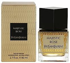 Düfte, Parfümerie und Kosmetik Yves Saint Laurent Majestic Rose - Eau de Parfum