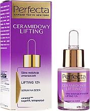 Düfte, Parfümerie und Kosmetik Straffendes Gesichtsserum mit Lifting-Effekt - Perfecta Ceramid Lift Serum