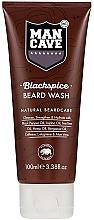 Düfte, Parfümerie und Kosmetik Waschgel zur Bartreinigung - Man Cave Blackspice Beard Wash