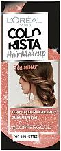 Düfte, Parfümerie und Kosmetik Auswaschbare Farbe für das Haar - L'Oreal Paris Colorista Hair Makeup Shimmer Jelly 1 Day Colour Highlights