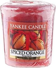 Düfte, Parfümerie und Kosmetik Votivkerze Spiced Orange - Yankee Candle Spiced Orange Sampler Votive