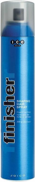 """Haarlack """"Mittlerer Halt"""" - Joico Ice Hair Finisher Shaping Hair Spray — Bild N1"""
