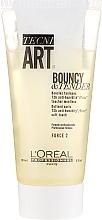 Düfte, Parfümerie und Kosmetik Haarcreme zum Modellieren von Locken - L'Oreal Professionnel Tecni.Art Dual Stylers Bouncy&Tender Cream-Gel