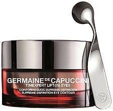 Düfte, Parfümerie und Kosmetik Straffende Creme für die Augenpartie mit Lifting-Effekt - Germaine de Capuccini TimExpert Lift (In)