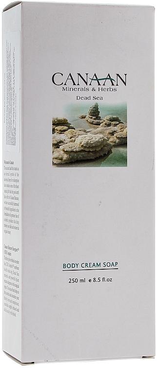 Creme-Seife für Körper - Canaan Minerals & Herbs Body Cream Soap — Bild N1