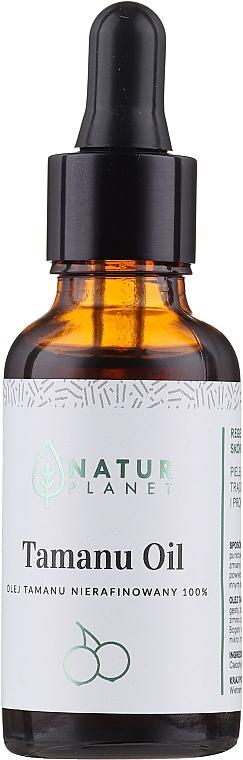 100% natürliches grünes Tamanuöl - Natur Planet Tamanu Oil 100%