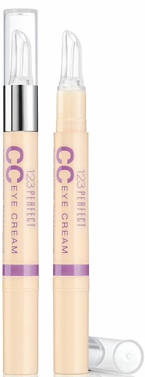 Augen-Concealer - Bourjois 123 Perfect CC Eye Cream