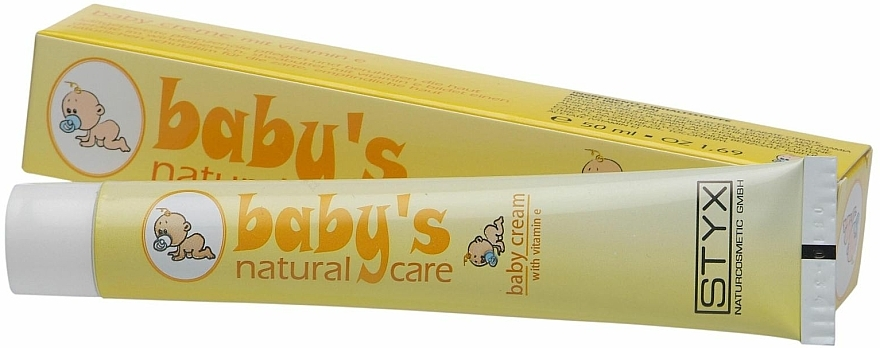 Babycreme mit Vitamin C - Styx Naturcosmetic Baby's Natural Care