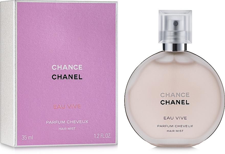 Chanel Chance Eau Vive - Parfüm Haarspray