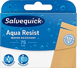 Düfte, Parfümerie und Kosmetik Wasserfeste Pflaster 75 cm - Salvequick Aqua Resist
