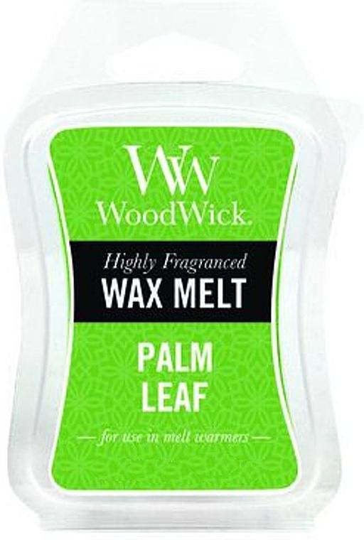 Tart-Duftwachs Palm Leaf - WoodWick Mini Wax Melt Palm Leaf Smart Wax System
