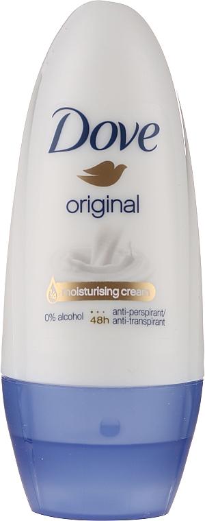 Deo Roll-on Anritranspirant - Dove Antiperspirant Original Deodorant Roll-On