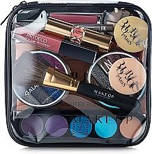 Düfte, Parfümerie und Kosmetik Kosmetiktasche Visible Bag (ohne Inhalt) - MakeUp B:17 x H:17 x T:6 cm