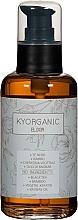Düfte, Parfümerie und Kosmetik Haarelixier mit schwarzem Tee und Bambus - Kyo Kyorganic Elixir