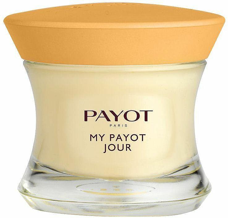 Erfrischende und vitalisierende Tagescreme mit Goji- und Acai-Beeren, Bifidobakterien und Vitamin B5 - Payot My Payot Jour — Bild N1