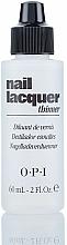 Düfte, Parfümerie und Kosmetik Nagellackverdünner - O.P.I Nail Lacquer Thinner