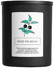 Düfte, Parfümerie und Kosmetik Soja-Duftkerze Boso Po Mchu - Hagi